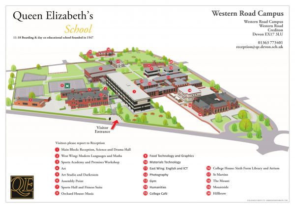 Western Road Campus Plan